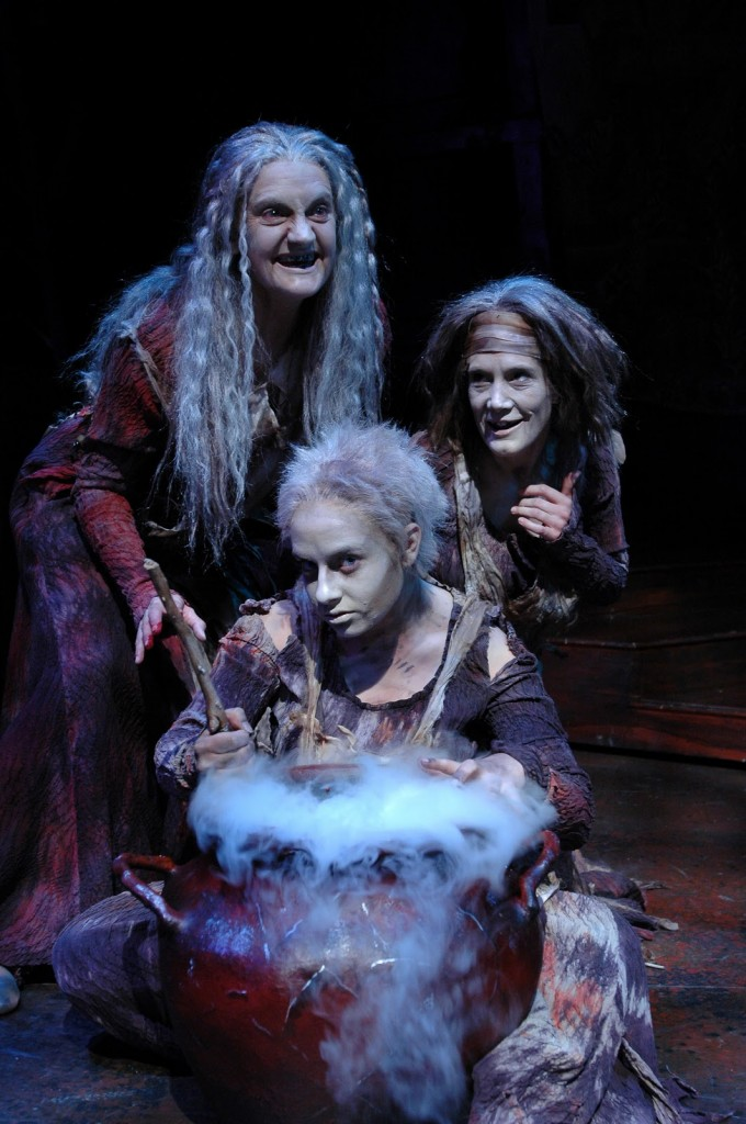 witches in macbeth power of evil