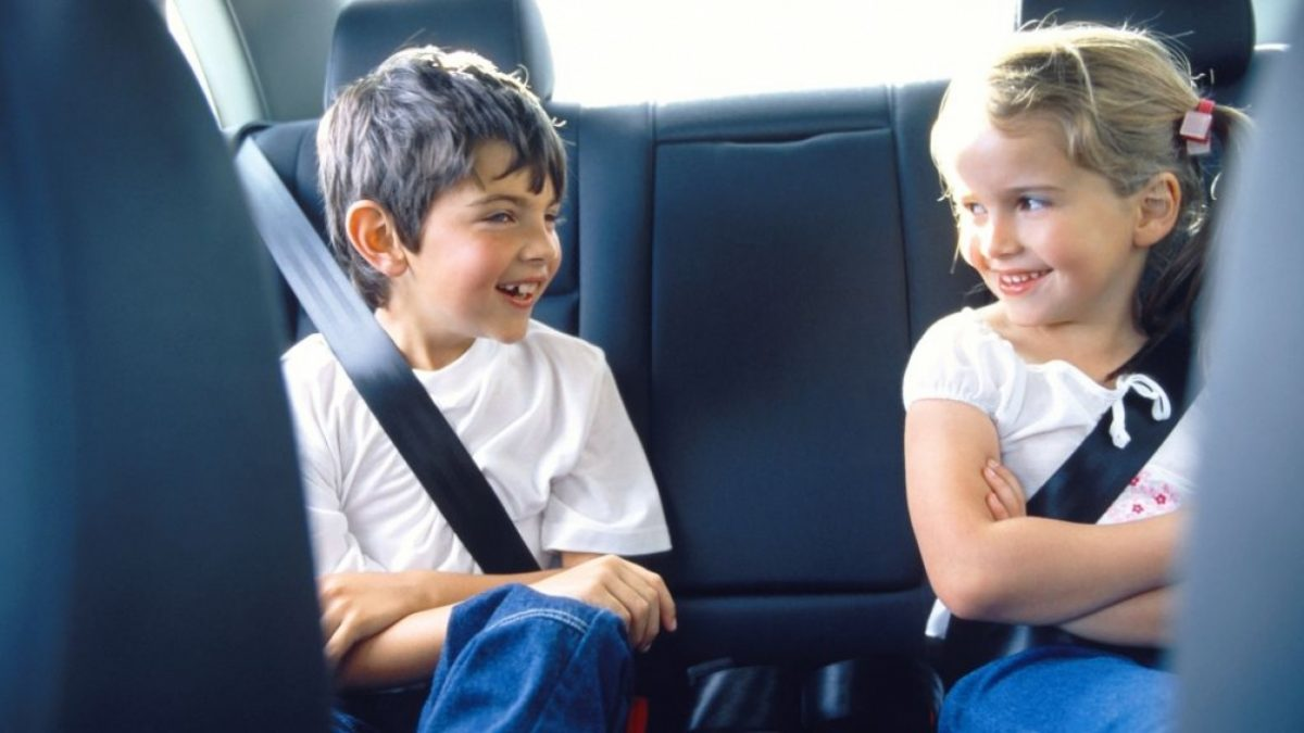 How Old Child Without Car Seat