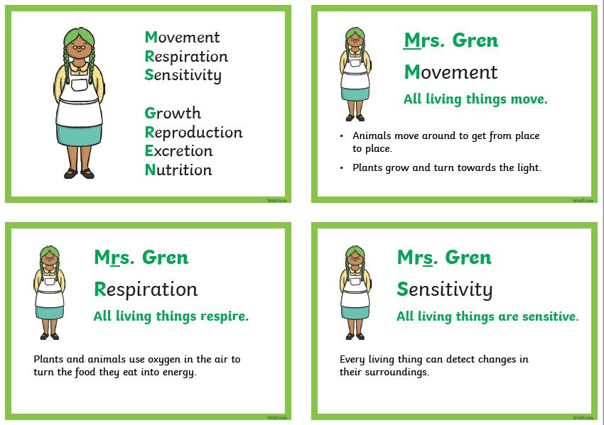 Mrs Gren Poster